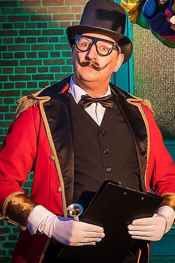 De Circusdirecteur